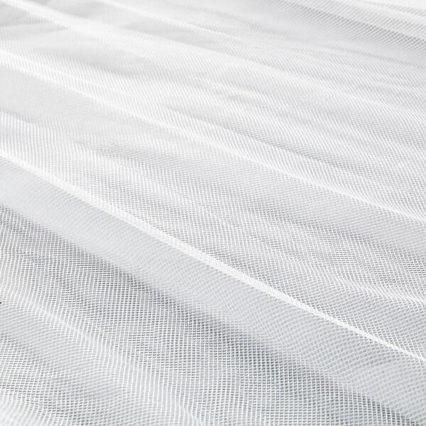 SOLIG moskitiera biały 300 cm 150 cm