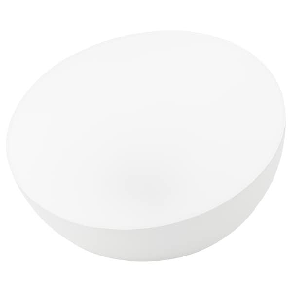 SOLVINDEN oświetlenie LED na bat. słoneczne zewnętrzne/półkula biały 2 lm 18 cm 27 cm
