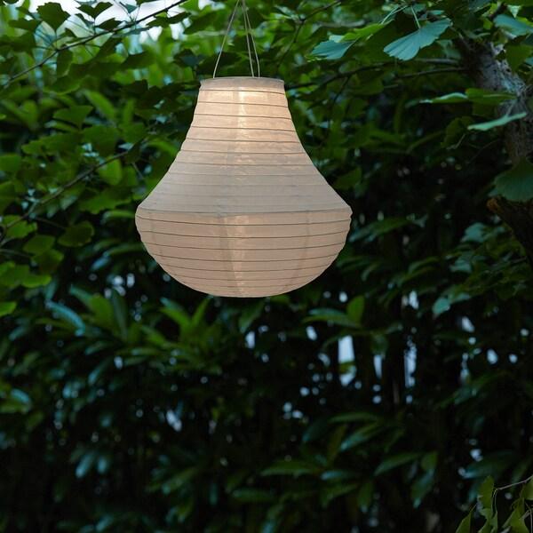 SOLVINDEN Lampa wisząca na energię słon. LED, zewnętrzne