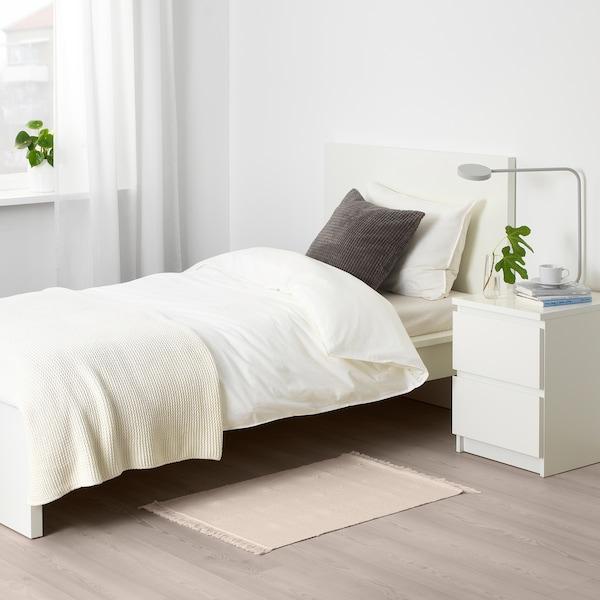 SORTSÖ Dywan tkany na płasko, naturalny, 55x85 cm