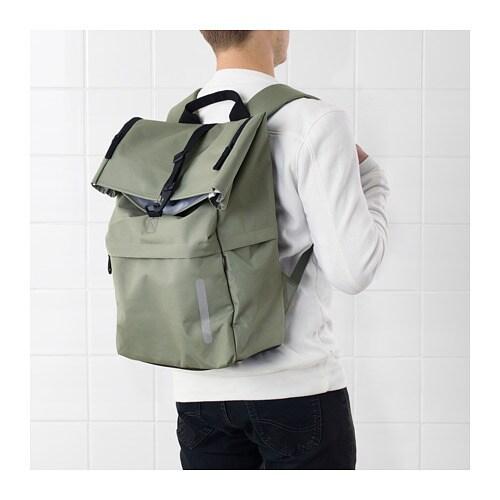 СТАРТТИД Рюкзак, зеленый, черный-2