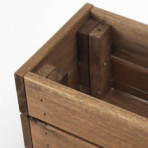 СТЭРНАНИС Ящик для цветов, для сада акация, 43x15 см-5