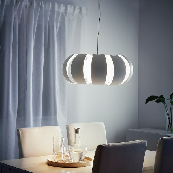 STOCKHOLM Lampa wisząca, biały