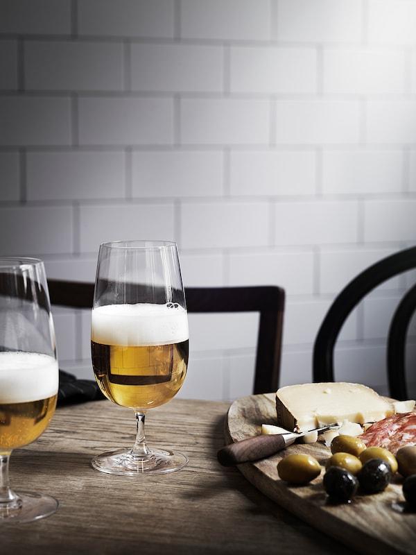 STORSINT Szklanka do piwa, szkło bezbarwne, 48 cl