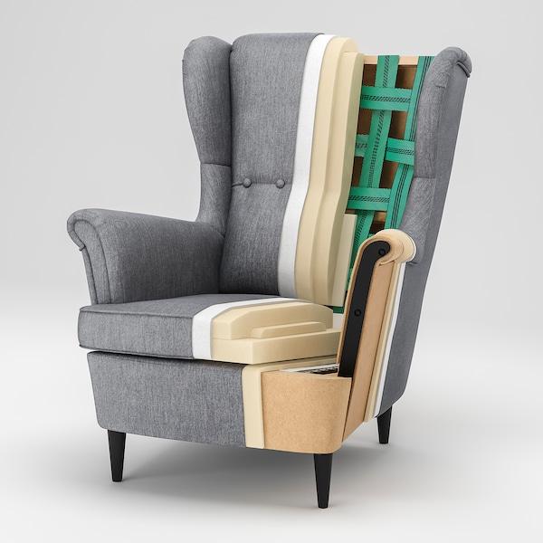 ikea kraków fotel uszak