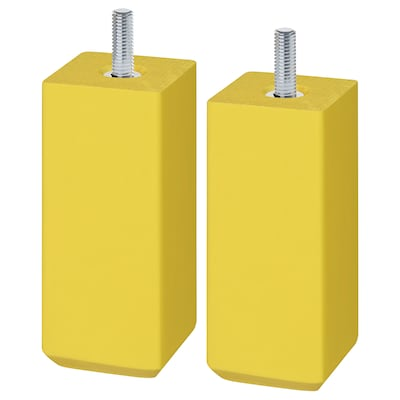 STUBBARP Noga, żółty