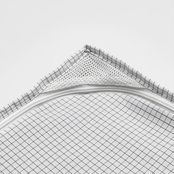 STUK Torba, biały/szary, 34x51x28 cm