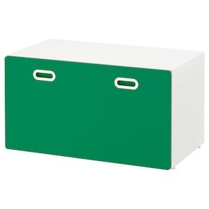 Kolor: Biały/zielony.