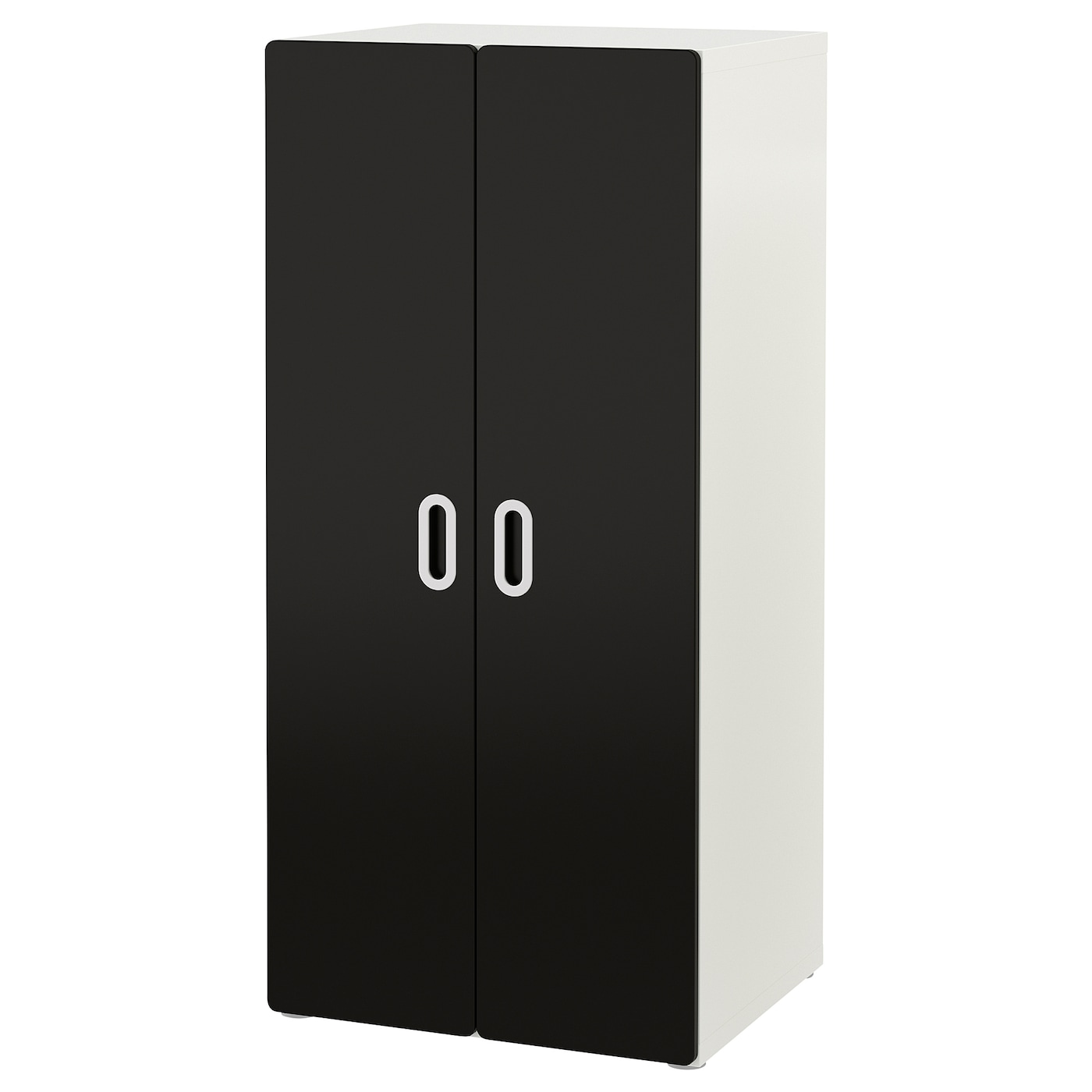 IKEA STUVA / FRITIDS Szafa, biały, powierzchnia tablicowa, 60x50x128 cm