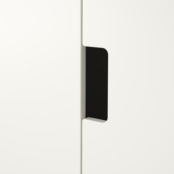 STUVA / STUVA MÅLAD Szafa, biały/biały, 60x50x192 cm