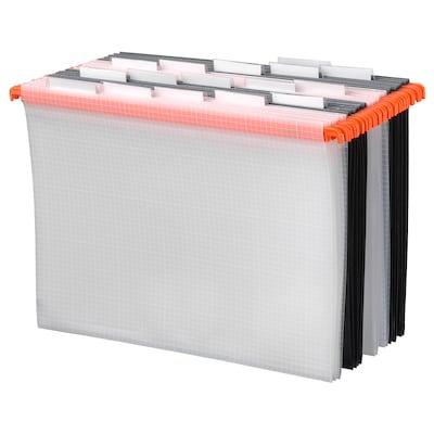 SUMMERA Organizer na dokumenty do szuflady, wzór