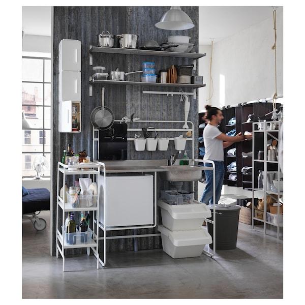 SUNNERSTA Mini kuchnia, 112x56x139 cm