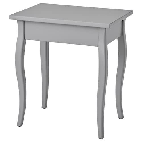 TINIUS stołek szary 40 cm 30 cm 45 cm