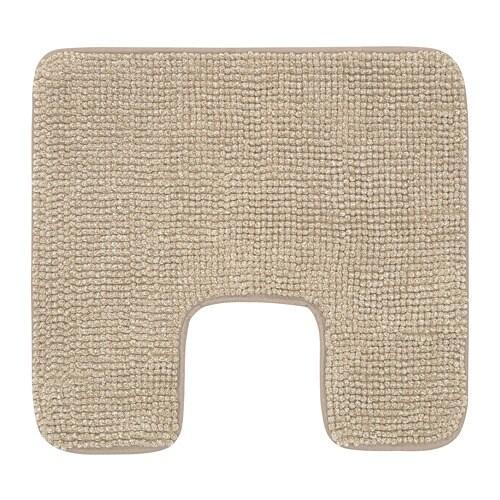 TOFTBO Poda paklājs 55x60 cm, bēšs