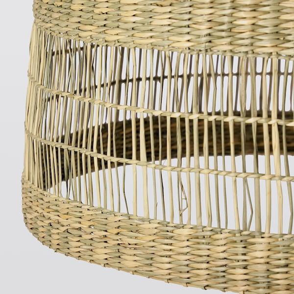 TORARED Klosz lampy wiszącej, trawa morska/wykonano ręcznie, 55 cm