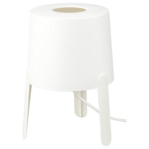 IKEA TVÄRS Lampa stołowa
