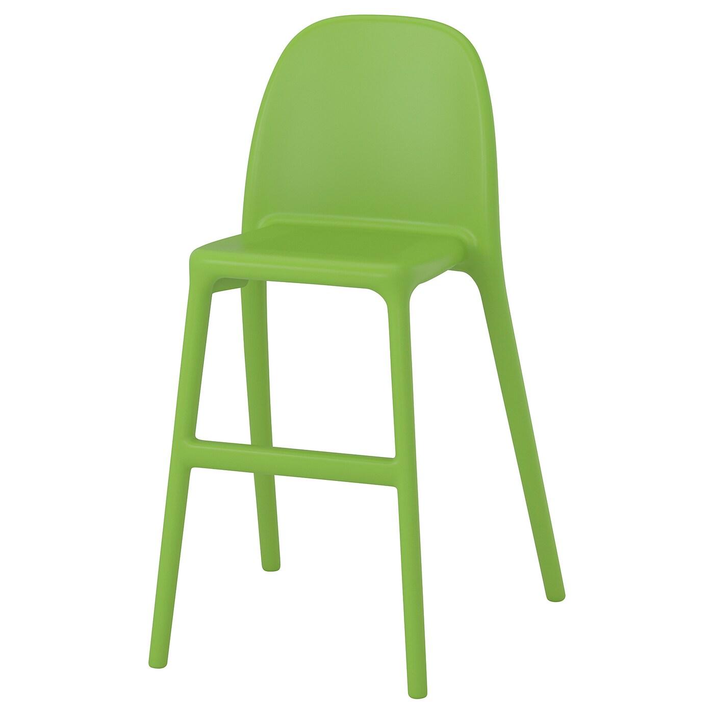 IKEA URBAN Krzesło dziecięce, zielony