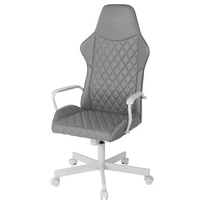 UTESPELARE Krzesło gamingowe/biurowe, Bomstad szary