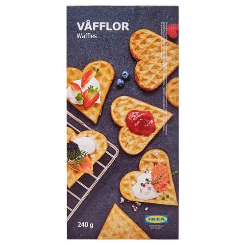 VÅFFLOR wafle, mrożone 240 g
