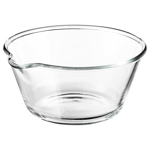 VARDAGEN miska szkło bezbarwne 13 cm 26 cm