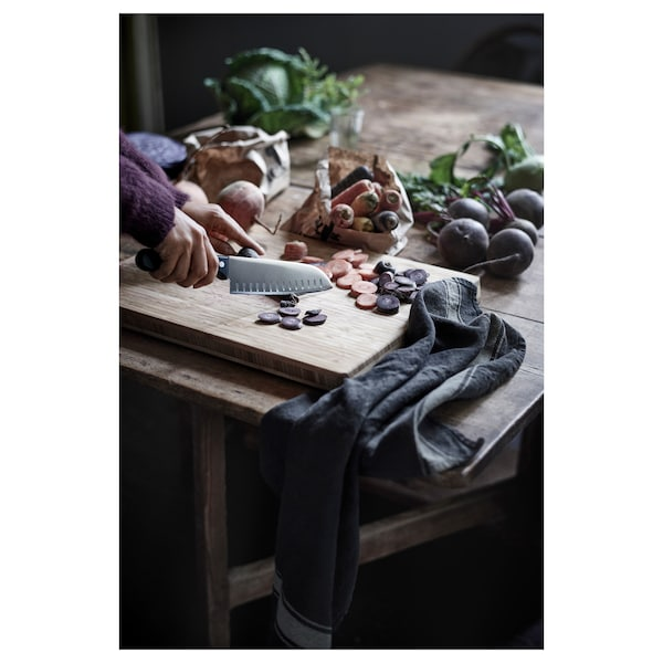 VARDAGEN nóż do warzyw ciemnoszary 16 cm