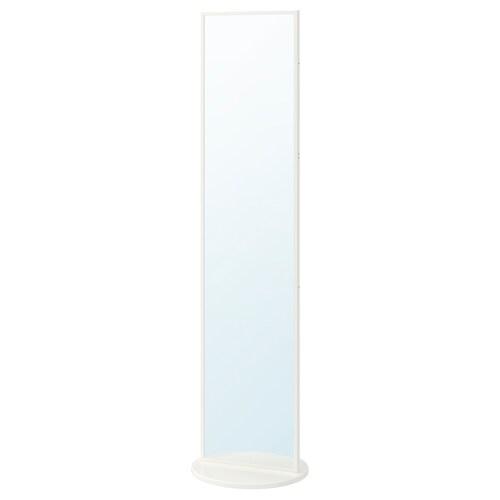 VENNESLA lustro stojące biały 45 cm 177.6 cm 45 cm