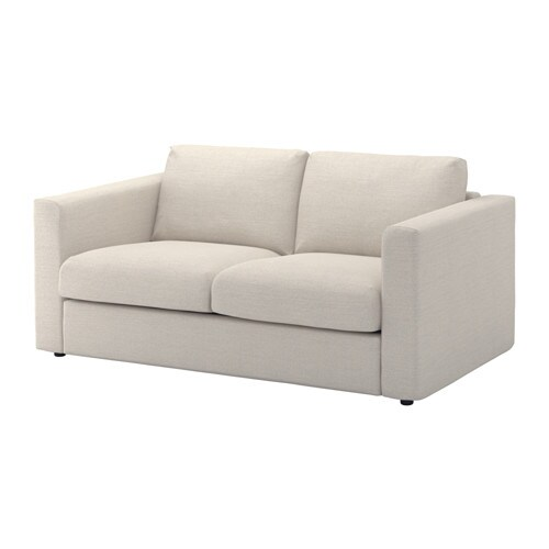 Vimle sofa 2 osobowa gunnared be owy ikea for Kivik 2 posti