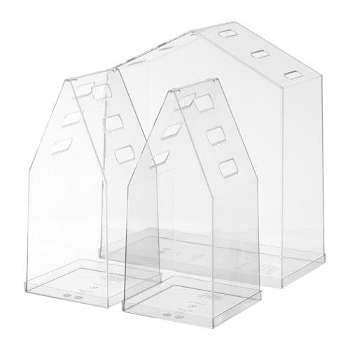 VINDRUVA Szklarnia, 3 szt. IKEA VINDRUVA można użyć jako mini szklarnię, albo dodać wstążkę i wykorzystać jako pudełko na prezent.