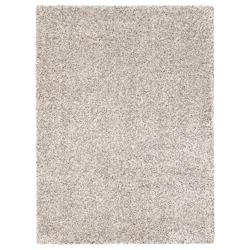 VINDUM dywan z długim włosiem biały 270 cm 200 cm 30 mm 5.40 m² 4180 g/m² 2400 g/m² 26 mm