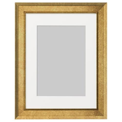 VIRSERUM ramka złoty kolor 30 cm 40 cm 21 cm 30 cm 20 cm 29 cm 38 cm 48 cm