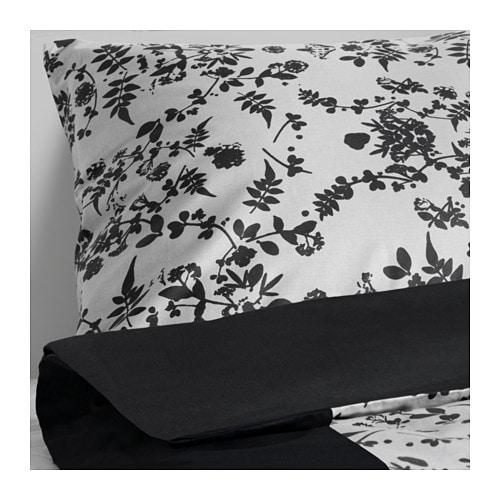 vitblinka komplet po cieli 200x220 70x80 cm ikea. Black Bedroom Furniture Sets. Home Design Ideas