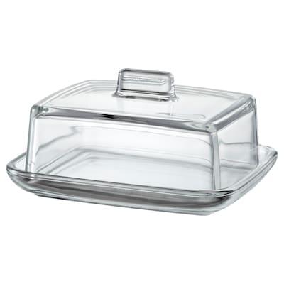 VITROCKA Maselniczka, szkło bezbarwne