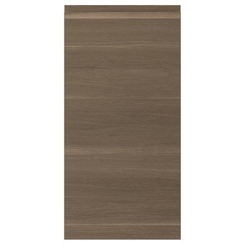VOXTORP drzwi orzech 39.6 cm 79.7 cm 2.1 cm