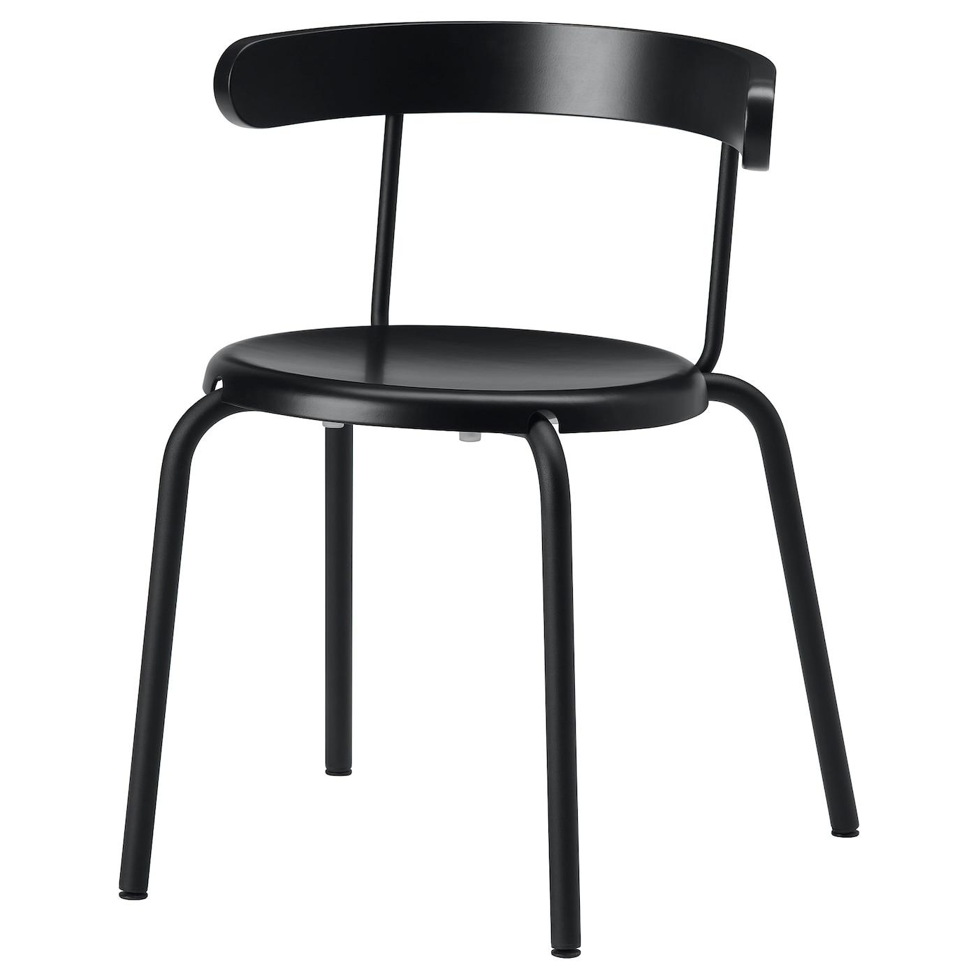 IKEA YNGVAR Krzesło, antracyt