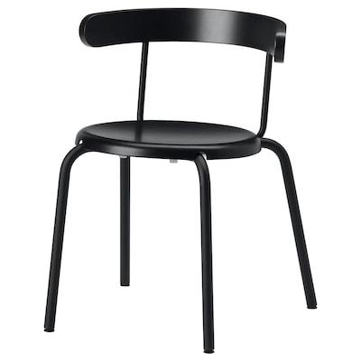 YNGVAR Krzesło, antracyt