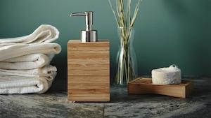 Dozowniki mydła i mydelniczki