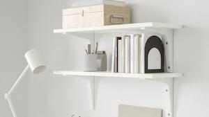 Haki, półki i tablice