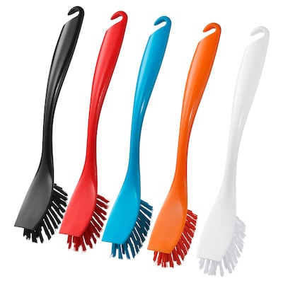 ANTAGEN Dish-washing brush, assorted colours