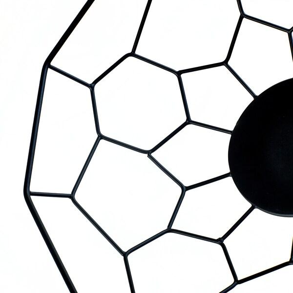 ARBETE decorative bowl black 32 cm 30 cm 10 cm 32 cm