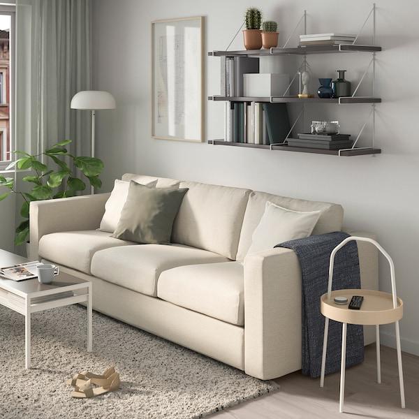 IKEA BERGSHULT / PERSHULT Wall shelf combination