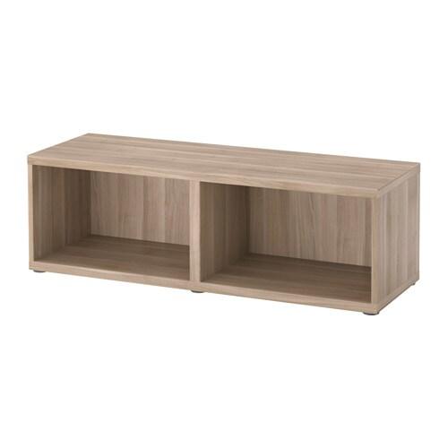 Bestå Frame Grey Stained Walnut Effect Ikea