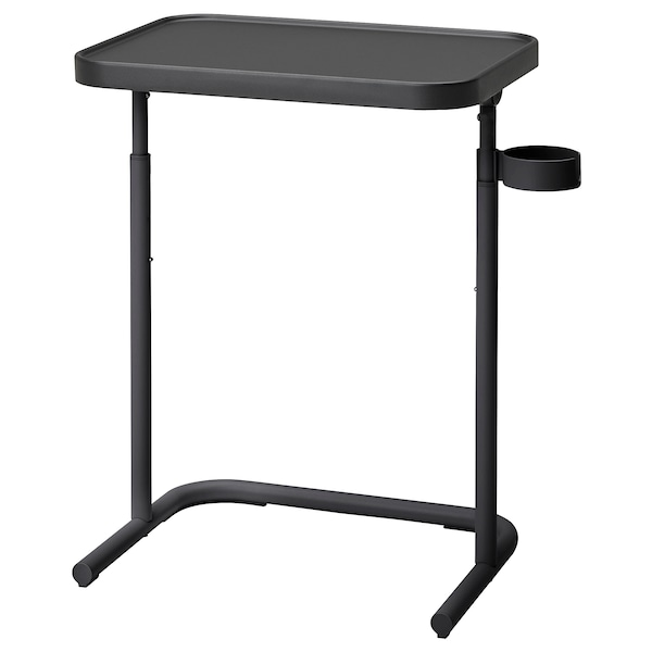 BJÖRKÅSEN Laptop stand, anthracite