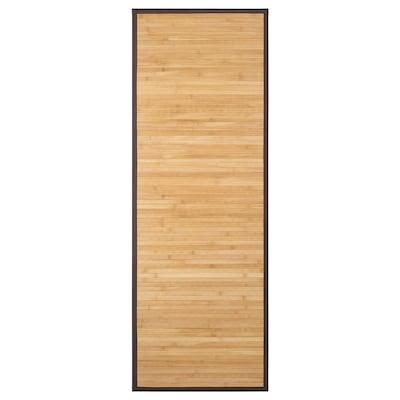 BLANGSLEV Rug, bamboo, 50x140 cm