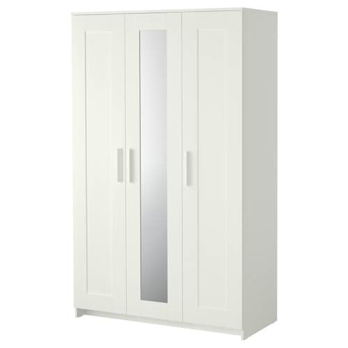 IKEA BRIMNES Wardrobe with 3 doors
