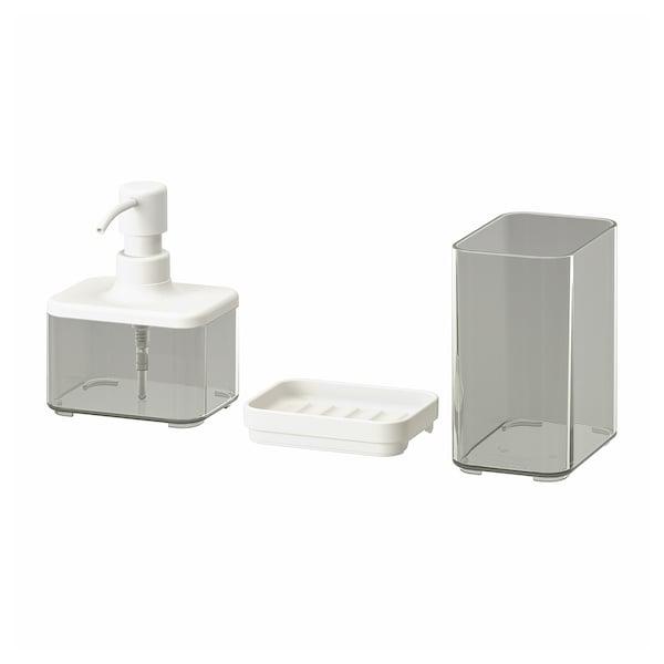 BROGRUND 3-piece bathroom set