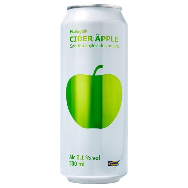 CIDER ÄPPLE apple cider 0.1% 500 ml