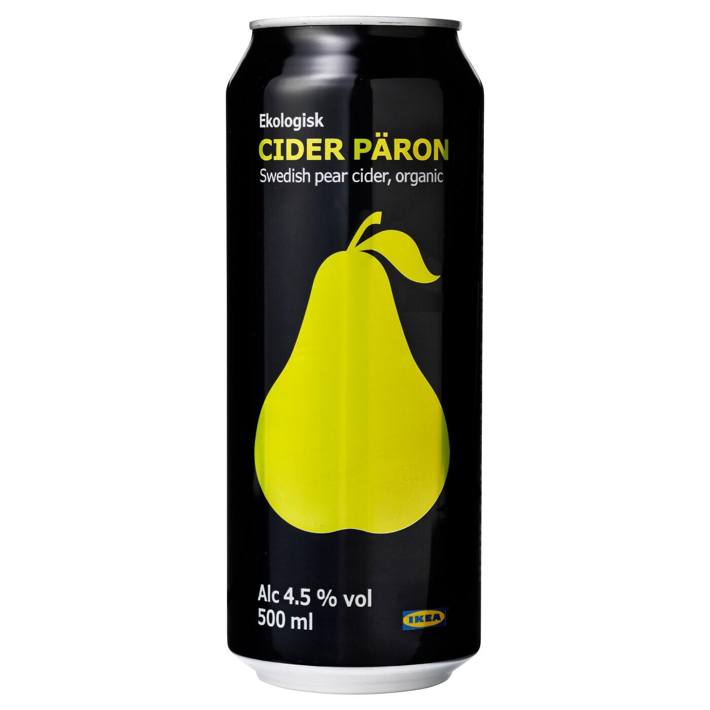 CIDER PÄRON Pear cider 4 5%