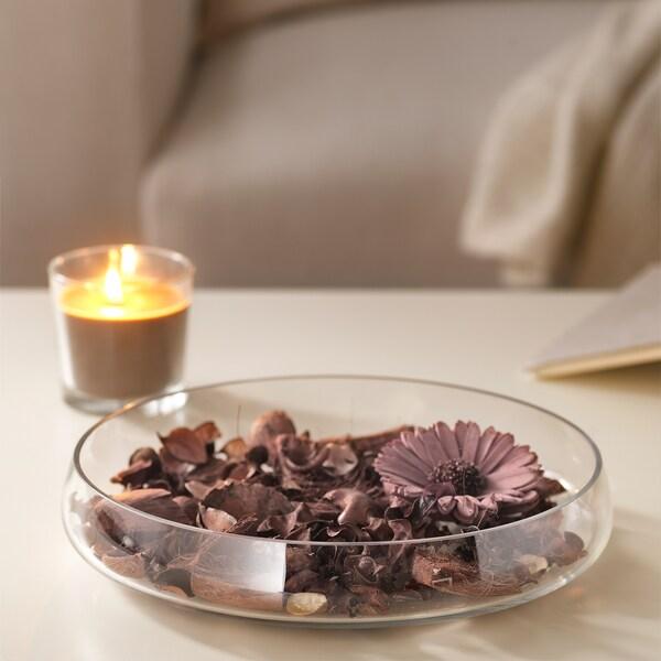 DOFTA potpourri scented/Nutmeg and vanilla brown 90 g