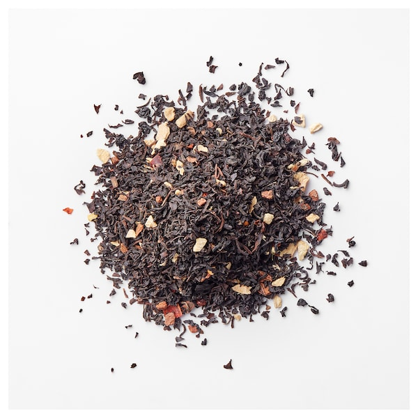 EGENTID black chai ginger/elderberries/UTZ certified/organic 175 g