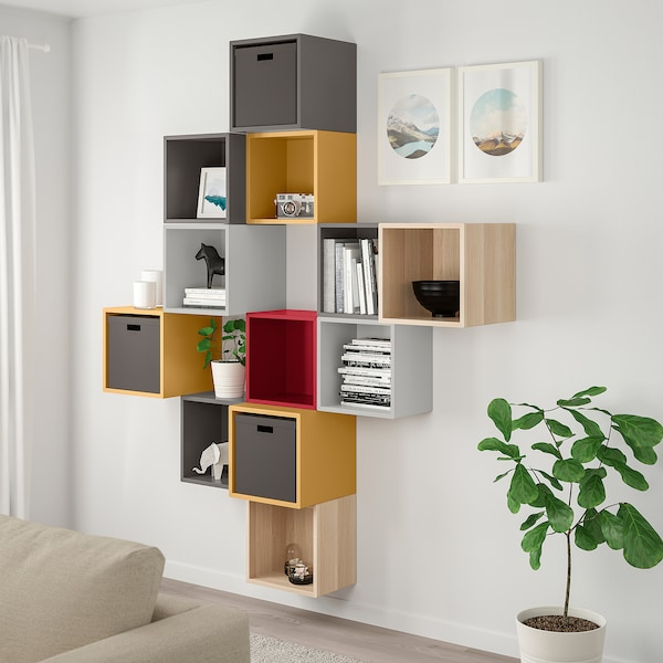 Eket Wall Mounted Cabinet Combination